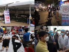Tình người đong đầy ở Sài Gòn mùa dịch COVID-19