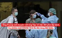 Tình hình đại dịch COVID-19 tính đến chiều 27-3
