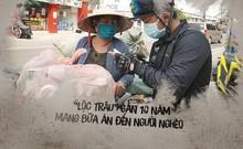 'Lộc Trâu' gần 10 năm mang bữa ăn đến cho người nghèo