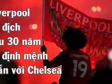 Nhà vua Liverpool trở lại sau 30 năm