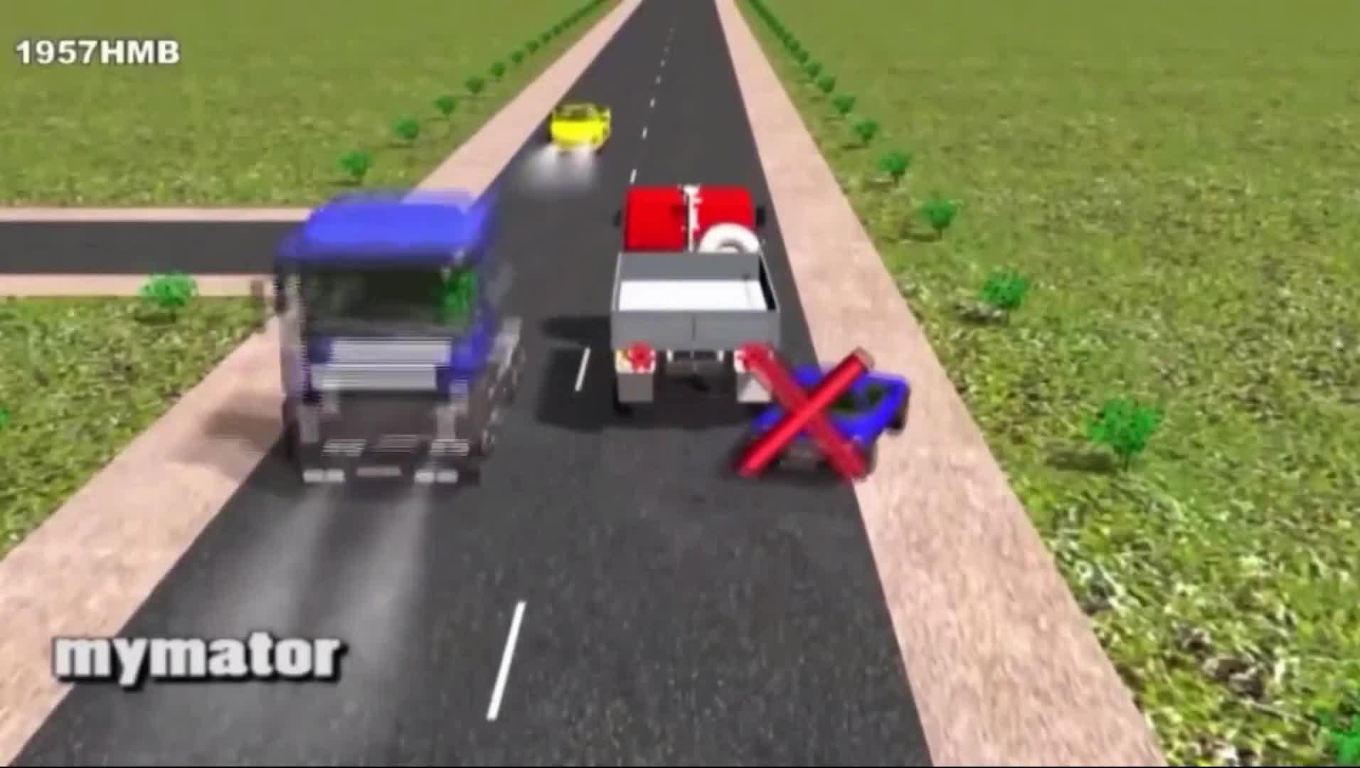 Video cách vượt an toàn cho người mới lái xe ô tô