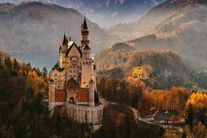 Nét đẹp giao hòa hiện đại và cổ kính của nước Đức