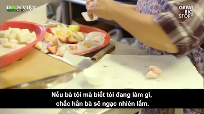 Bánh Mochi từ Hawaii - món ăn mang hương vị độc đáo sẽ làm bạn hạnh phúc