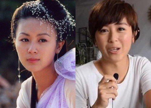 Mỹ nhân nổi tiếng của TVB xuống sắc ở tuổi 39 tuổi
