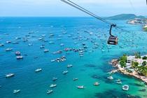 Vẻ đẹp thành phố đảo duy nhất tại Việt Nam