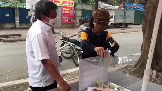 5 tiếng ở Hà Nội, ông Đoàn Ngọc Hải kêu gọi được 164 triệu đồng xây nhà cho người nghèo