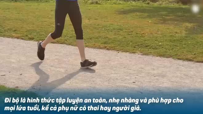 Những sai lầm khiến việc đi bộ có hại nhiều hơn lợi