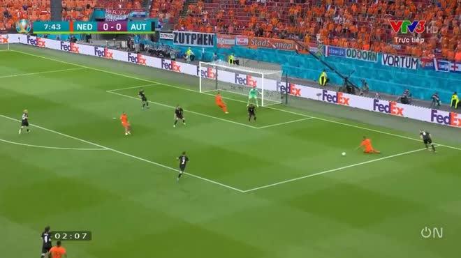 Tin nóng EURO 18/6: Hà Lan cán mốc bất bại ấn tượng khi đoạt vé vòng 1/8