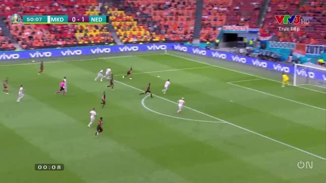Kịch tính đua Vua phá lưới EURO: Lukaku san bằng Ronaldo, bị SAO Hà Lan bắt kịp