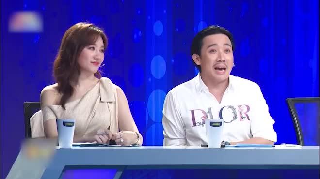 """Trấn Thành """"vạch trần"""" MC Quyền Linh trên sóng truyền hình"""