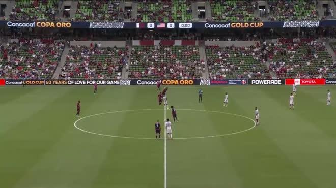 Video Mỹ - Qatar: