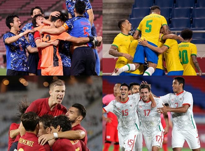 Kịch bản sốc bóng đá Olympic: Brazil - TBN bị loại, lỡ hẹn chung kết trong mơ