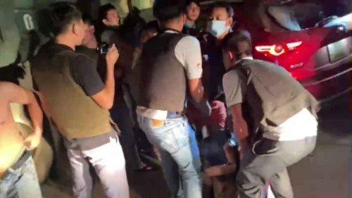 Clip: Cận cảnh màn vây bắt nhóm đối tượng buôn ma túy thủ