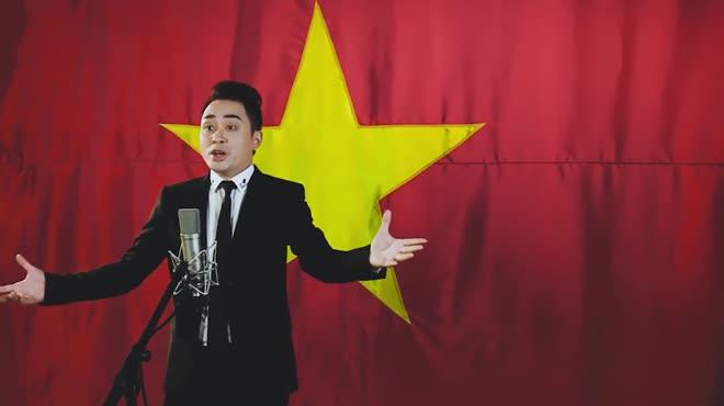 """Tiết lộ đặc biệt của ca sĩ Tùng Dương khi làm mới ca khúc """"Quốc Ca"""""""